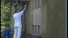 Тikkurila Окраска оштукатуренных фасадов Мастер-класс